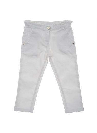 Panço Pantolon 19121059100 Beyaz